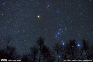 天空照片真实照片-星空图片