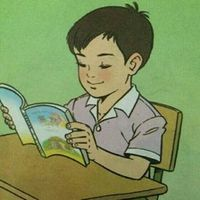 卡通男生头像设计