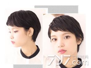 帅气短发发型图片2016女,女生帅气短发发型大全,帅气短发女生图片