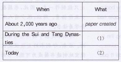 外研版九年级上册英语Module9 Unit2 3部分课文翻译