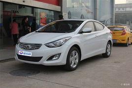 北京现代朗动现车销售 最高优惠1.5万元