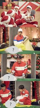 表情 刘在石表情失控,无限挑战圣诞特辑提前曝光 新闻 蛋蛋赞 表情