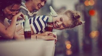 可口可乐这组广告大片拍得真棒