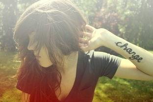 极度诱惑的非主流美女纹身图片大集中