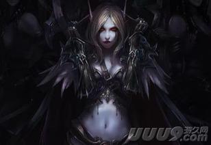 性呵!本是高等精灵的游侠,被阿尔萨斯所杀然后变成女妖之王,但她...