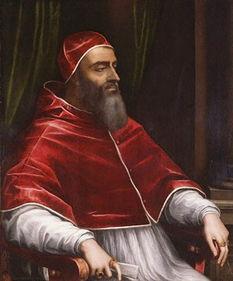 设法与神圣罗马帝国皇帝斗争,却又不得不与皇帝联盟,依靠查理五世...
