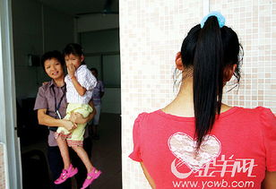 ...强迫子女卖花 母亲领回6岁女儿