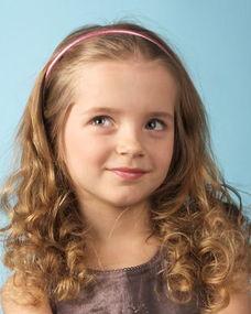 6岁儿童发型 儿童烫发发型图片 发型师姐