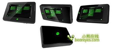 ...UMPC等小型计算机产品中,它同样可以支持有大型液晶触摸屏的轻...