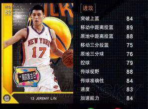 NBA2K16 MT模式挑战赛视频 纽约尼克斯林书豪好用吗