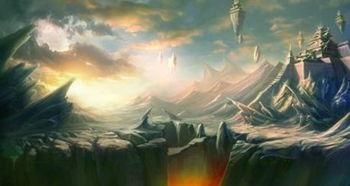 两族大打出手,将完整的洪荒大陆打碎成了无数块,其中之一受天道之...