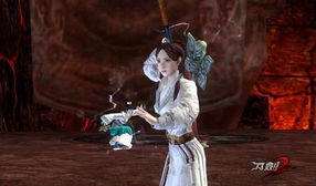 《刀剑2》中散仙的技能-内测盘点 谁是 刀剑2 中的最强兵器