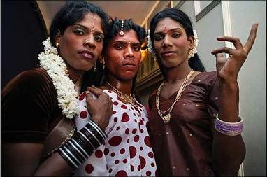印度被阉的男人们