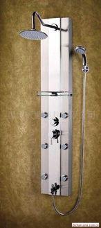 不锈钢淋浴柱
