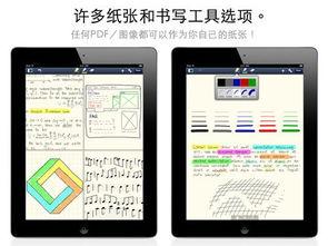 全能笔记-苹果iPhone iPad应用推荐之开学篇