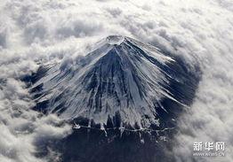 富士山 山崩地裂