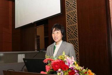 ...工程学会秘书长李若梅主持开幕式-大规模风电的可持续发展研讨会 ...