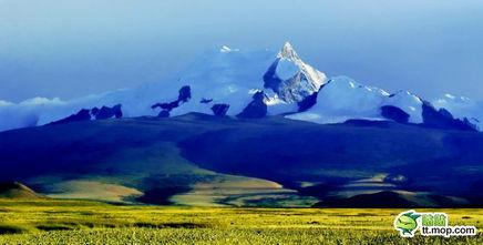苍茫西藏,人在路上