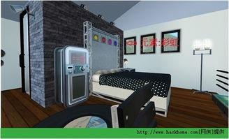模拟人生3 The Sims 3 无自定义盖房 12X8下载 模拟人生3 The Sims ...