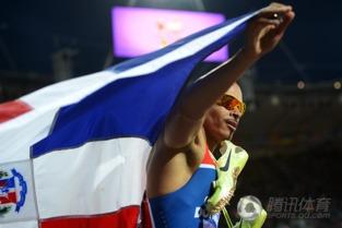 桑切斯职业生涯的巅峰时刻出现在2012年伦敦奥运会上,因为伤病他当...