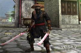 游戏中玩家的刺客新造型-苍天 归来神秘体验 新玩法首次曝光
