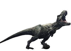 刺世龙雀-恐龙 侏罗纪世界 新片