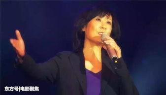 多人都问她当年巅峰时期退出歌坛有没有后悔,她回答没后悔,因为她...