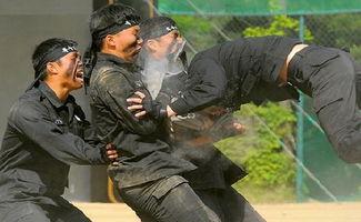 ...个最疯狂的军事训练