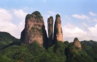 位于江山市区南25公里处的江郎乡... 的系列提名地之一列入世界自然遗...