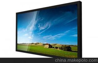 22英寸液晶监视器高清视频监控显示器屏