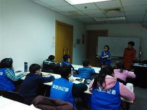 2月理论讲座 一分钟演讲训练 演讲稿的写作 活动照片二