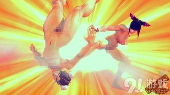 ...国外大神发布 街霸4 女性果体版