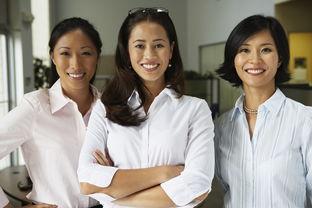 自信笑容的商务美女图片素材 图片ID 101409 商务人士 人物图片