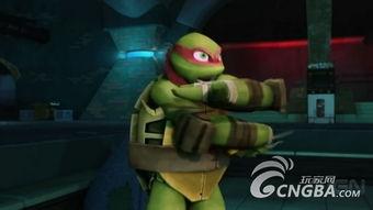 忍者神龟 变种危机 游戏发售预告