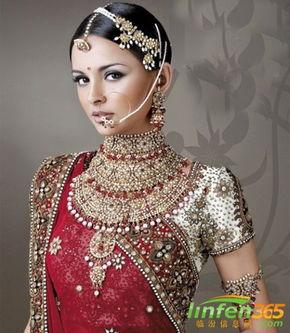 美女愁嫁 看看印度的漂亮剩女