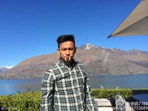 ...最后一站的拍摄后,黄磊一家在新西兰来了次旅游,一家人坐上直...