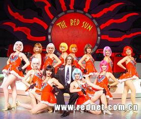 """(""""红太阳""""的繁荣是整个长沙歌厅文化的缩影)-火爆的湖南演出市场"""