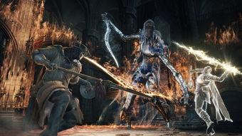 暗魂冰血-早在《黑暗之魂3》刚刚公布的时候就有玩家吐槽,称本作就是把《黑...
