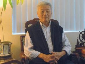 ...精神矍铄、气质儒雅的老人已年过80.侨报记者 -毕生钟情文化传播...