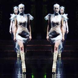 ...纽约时装周 两界巅峰人物纽约再聚 东方美学联袂华彩重生