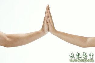 男人右手食指真的对应 小伙伴 长度吗