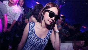 揭秘韩国美女迷乱夜生活 只看照片就让你欲罢不能