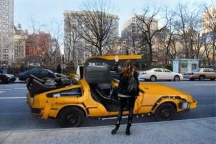 时光穿梭出租车