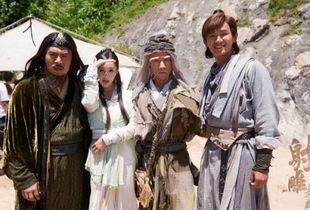 射雕英雄传洪七公与欧阳锋一生有五次大战 哪5次揭秘