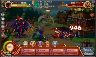 西佛东魔-第三个劲敌是机械魔龙,难度开始提升,暴击伤害很高,尤其是血量低...