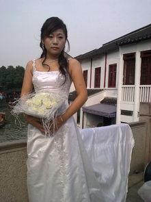 第1张 化妆师张丽 个人作品外景新娘展示