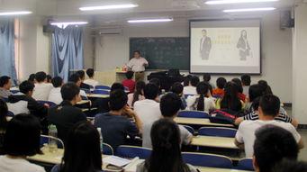 权面大学生职业形象训练营 机械工程学院生涯辅导月系列活动顺利举行
