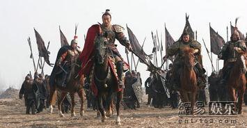 楚汉争雄 PK 特洛伊 战争是场华丽的盛宴