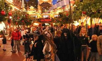 约克郡午夜大游行-万圣节前夜 最闹腾的狂欢