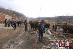 一齐挡-...通县青山乡发生一起挡墙倾覆事件 3人遇难